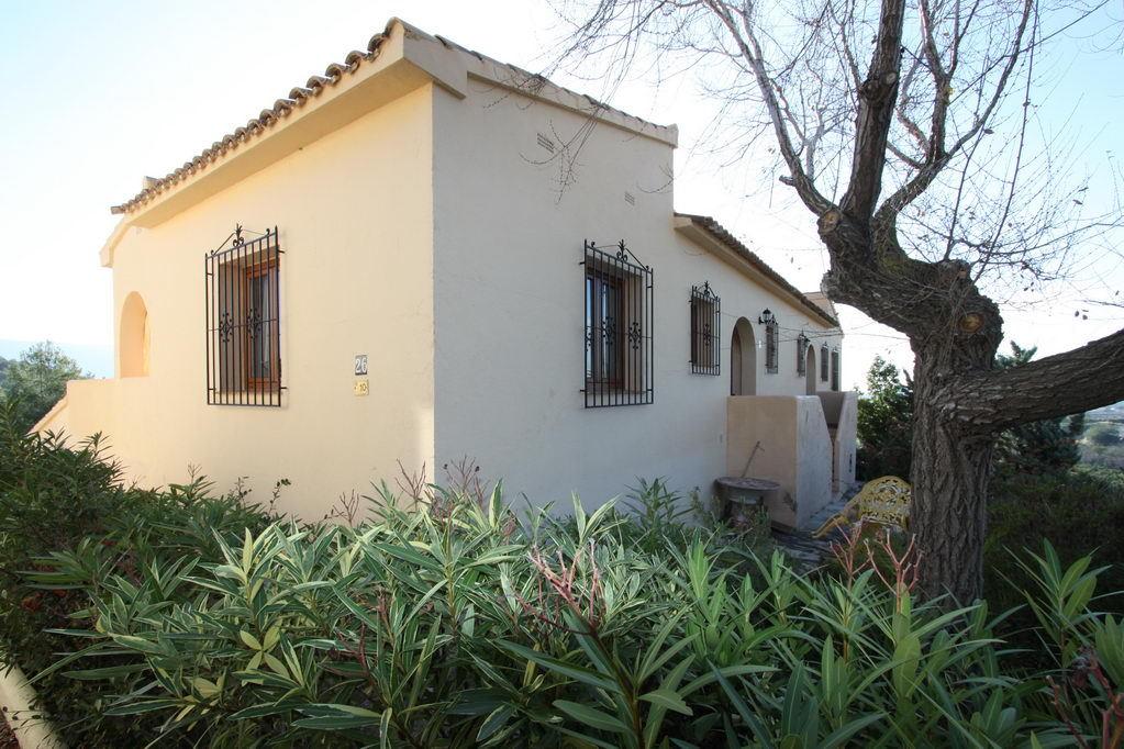 Penthouse in Teulada Moraira