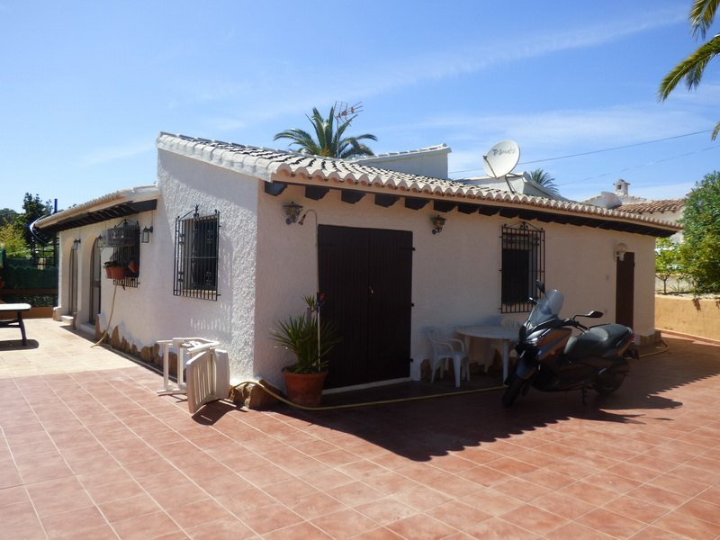 Villa in Teulada Moraira