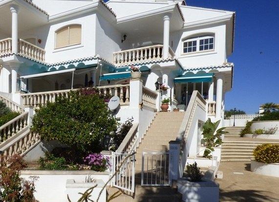 Apartment in Teulada Moraira