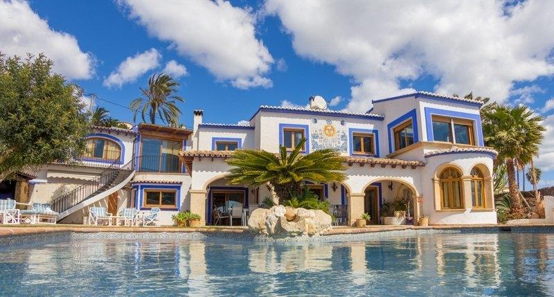 Villa in Calpe