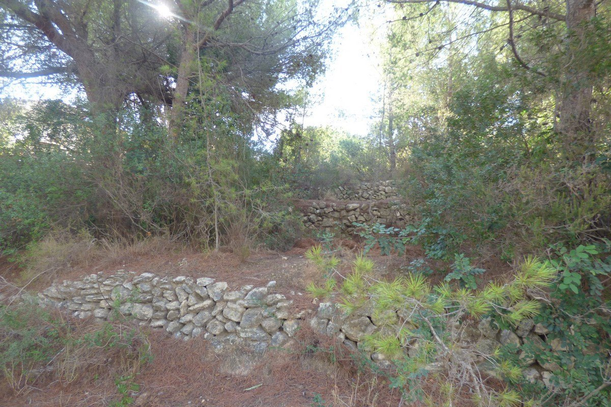 Land Only in Teulada Moraira